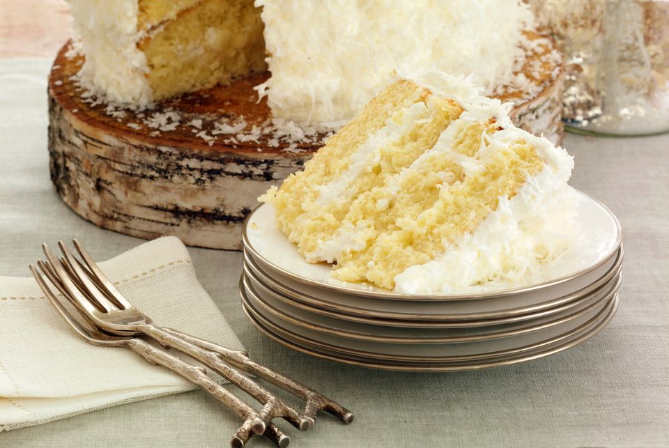 Southern Living Fresh Coconut Cake Recipe
