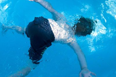 Ear ache from swimming for Itchy legs after swimming in pool