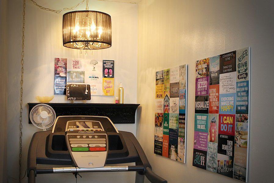 29 Creative Home Gyms Ideas