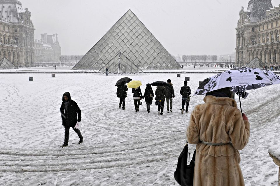 Paris In February Weather And What To Do In 2018