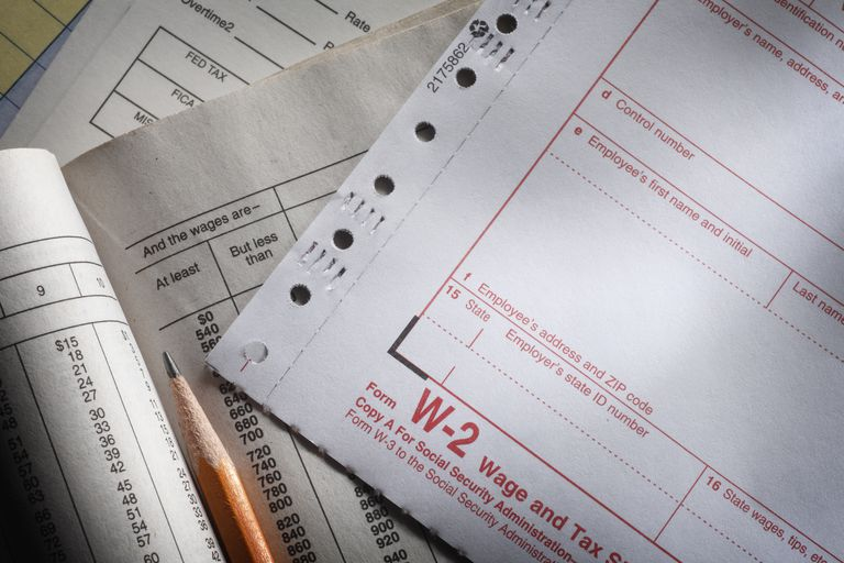 Payroll Service Help with End-of-year Tax Forms