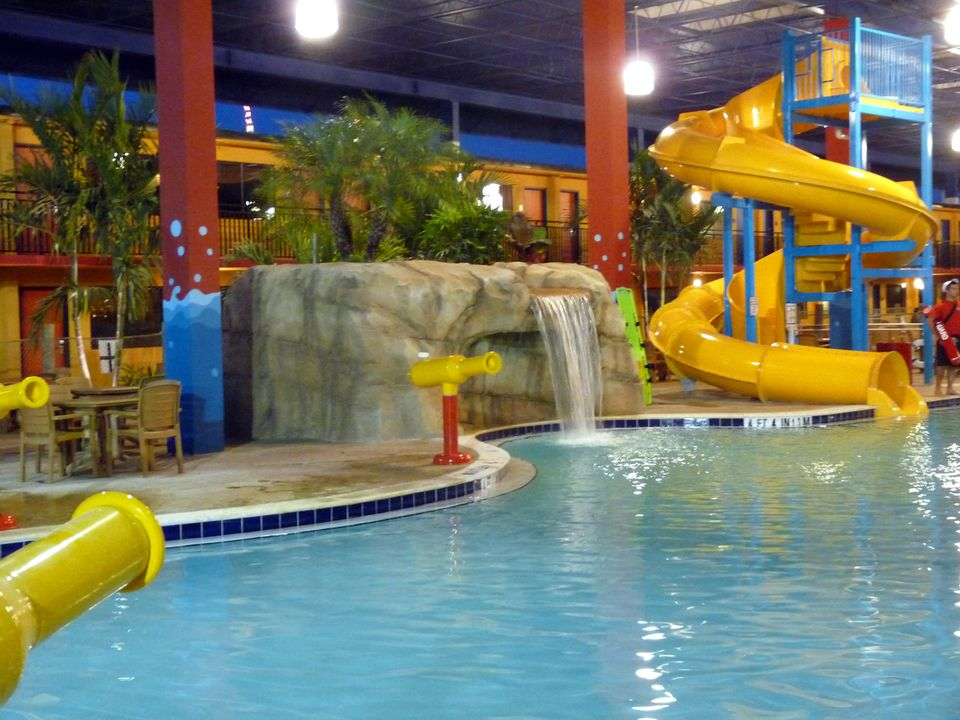 Coco Key Indoor Water Park Resorts