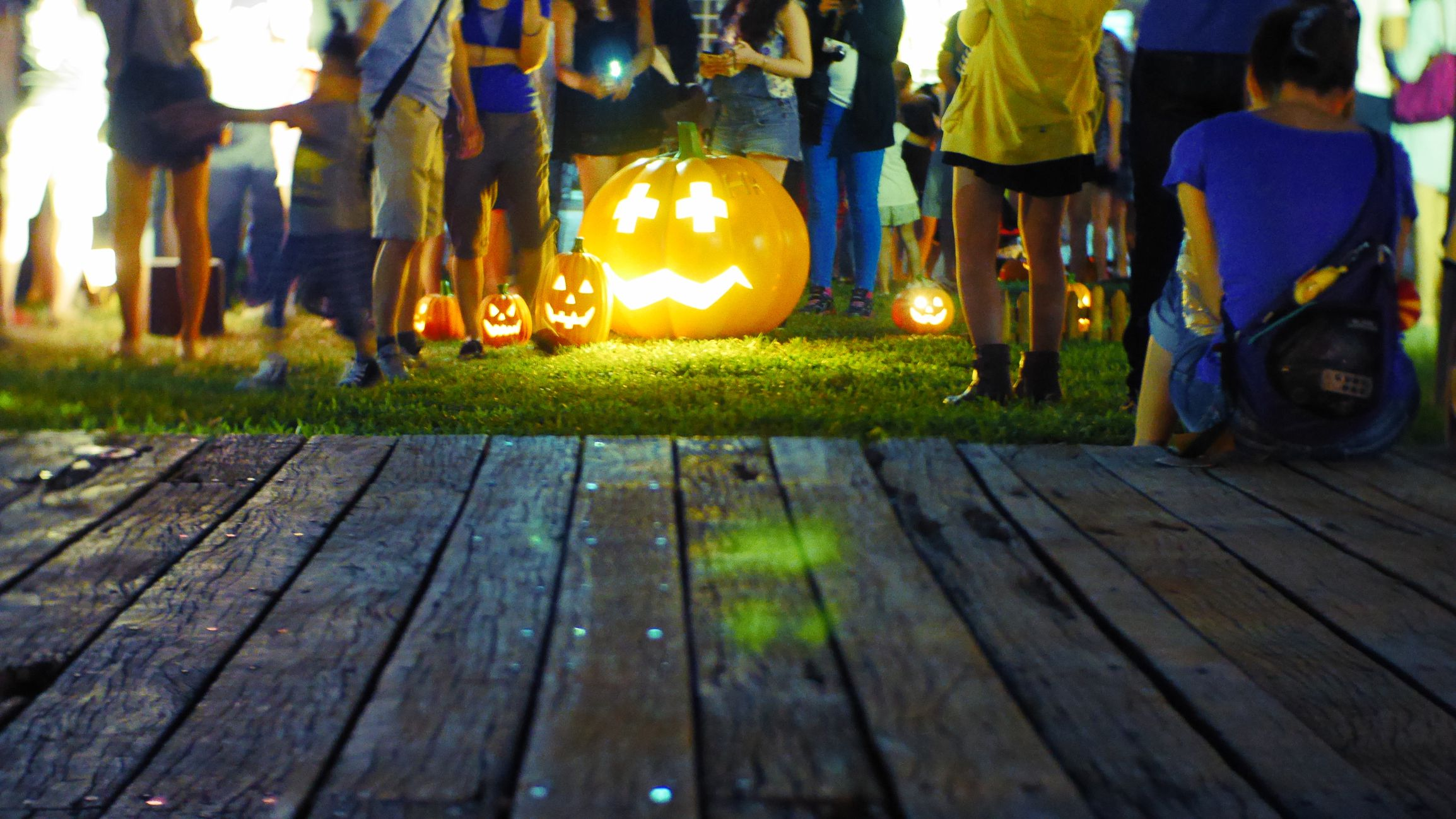 Celebrate Halloween With A School Carnival