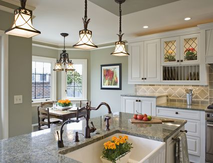 What Paint Color For Windowless Kitchen