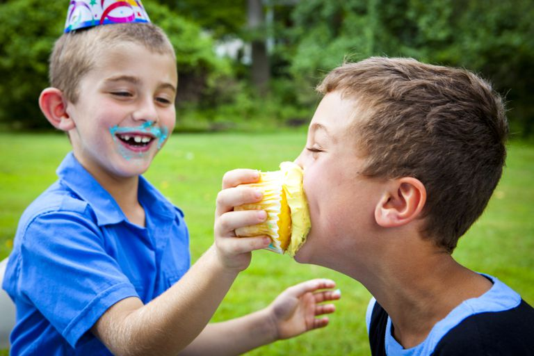 Most parents worry that too much sugar will lead to hyperactivity in kids.