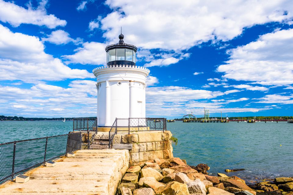 6 Lighthouses To See Near Portland Maine