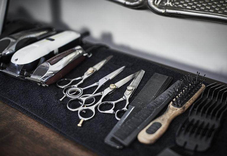 Haircutting tools