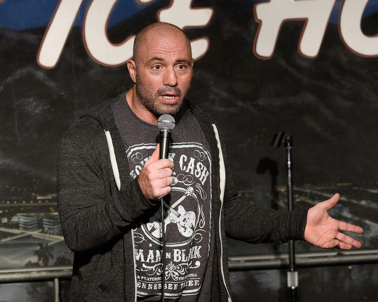 Comedian Joe Rogan