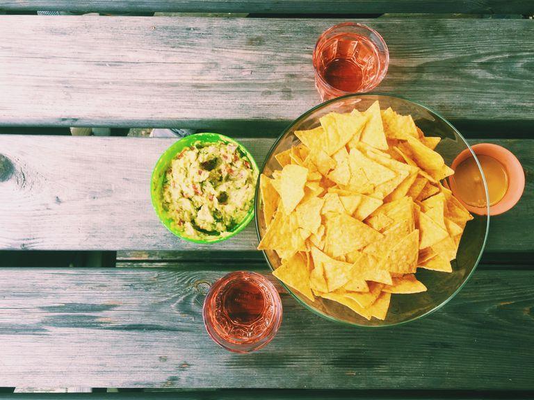 gluten-free tortilla chips