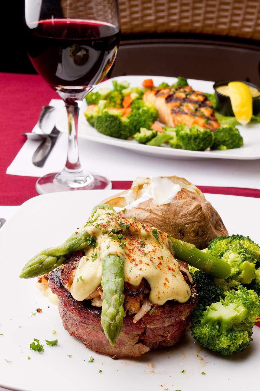Crab Oscar Steak Topper