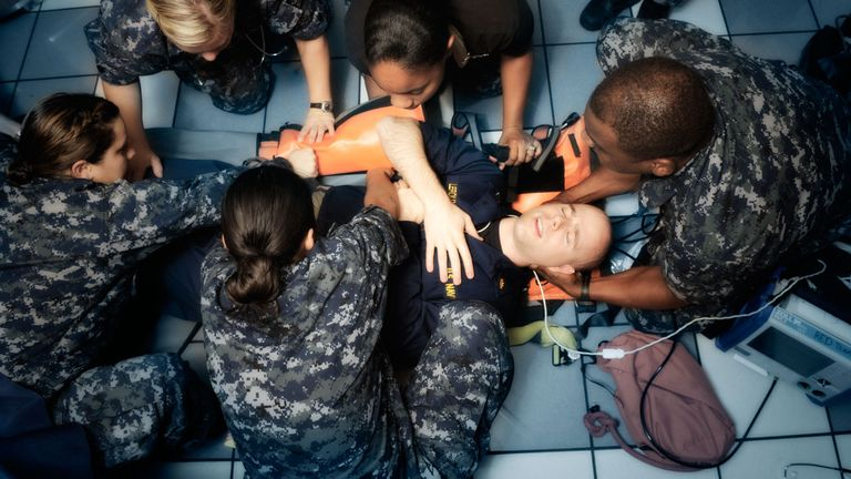 Navy Medic Course