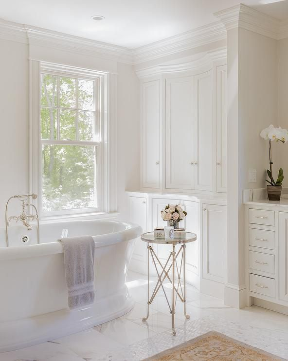 Elegant Bathrooms: 50 Beautiful Bathroom Ideas