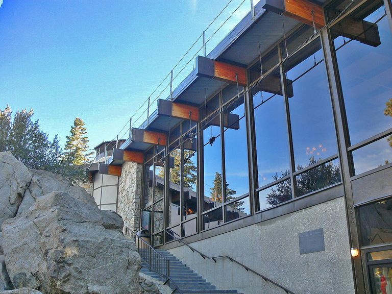 Palm Springs Aerial Tramway Alpine Station