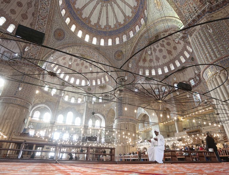 Pope Francis Pays A Three Day Visit To Turkey