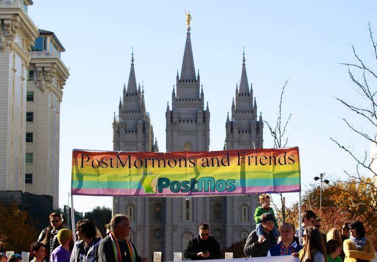 Post Mormons LGBT Same-Sex