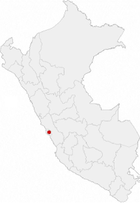 A List Of The Major Cities In Peru - Peru major cities map