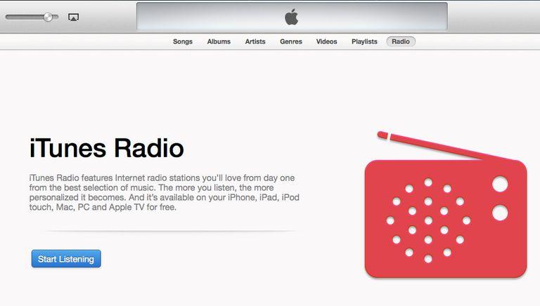 iTunes Radio.