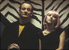 Bill Murray in Lost in Translation movie
