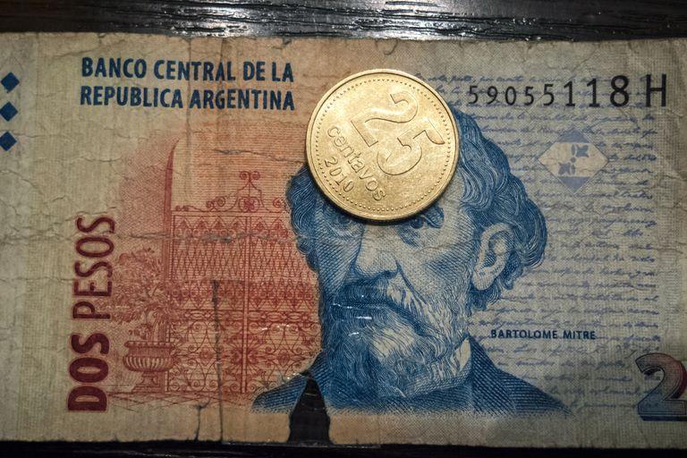 Argentine pesos