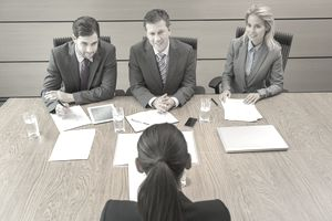Interview team asks applicants to share their salary history for a variety of reasons.