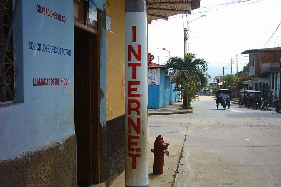 Internet in Peru