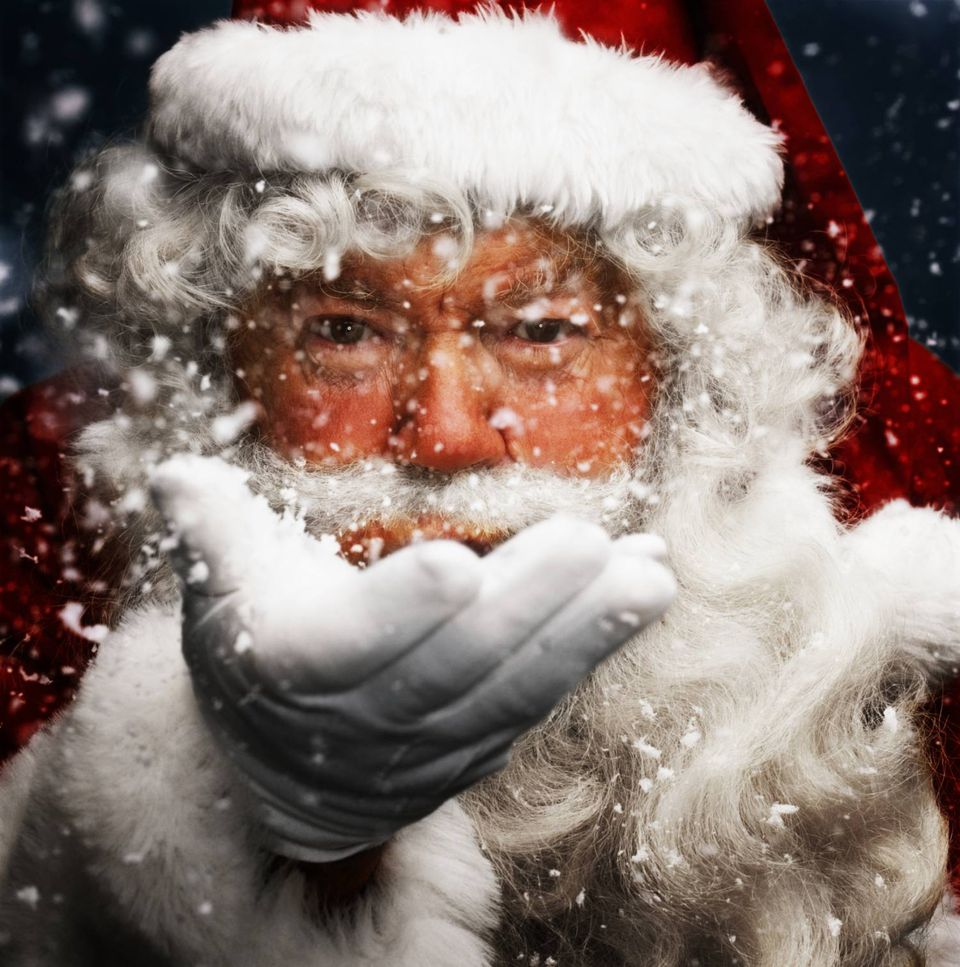 a picture of santa claus - Santa Pictures For Kids