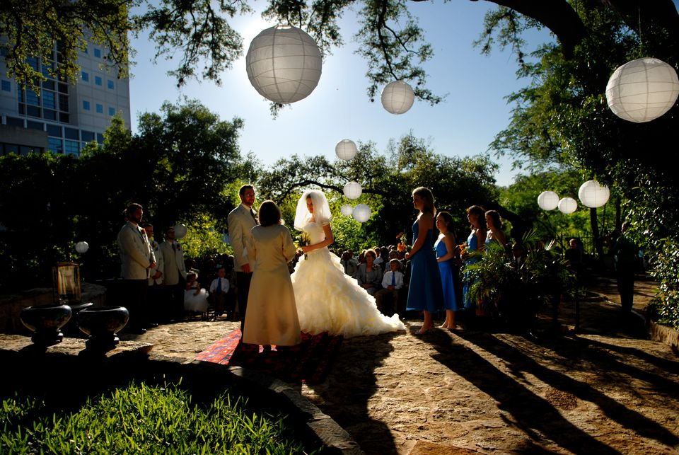 Allan House Wedding Venue In Austin