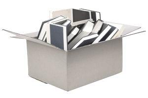 Box of Textbooks