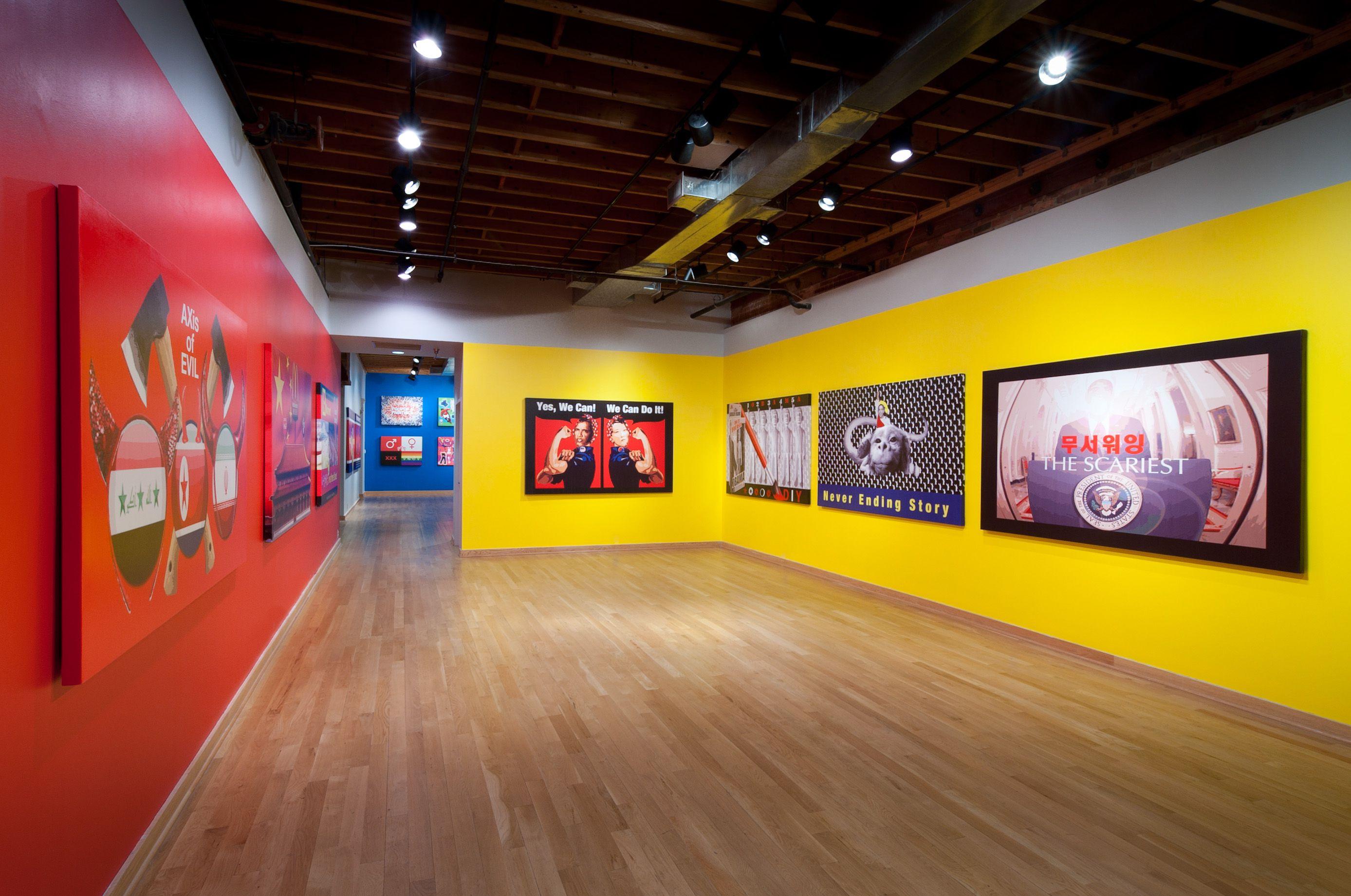 Art Galleries In Baltimore