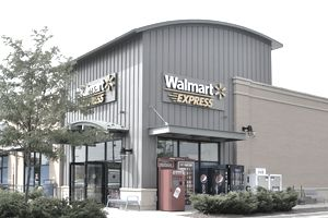 News for Wal-Mart Express: smaller format may help Walmart combat 2 year same store sales declines.