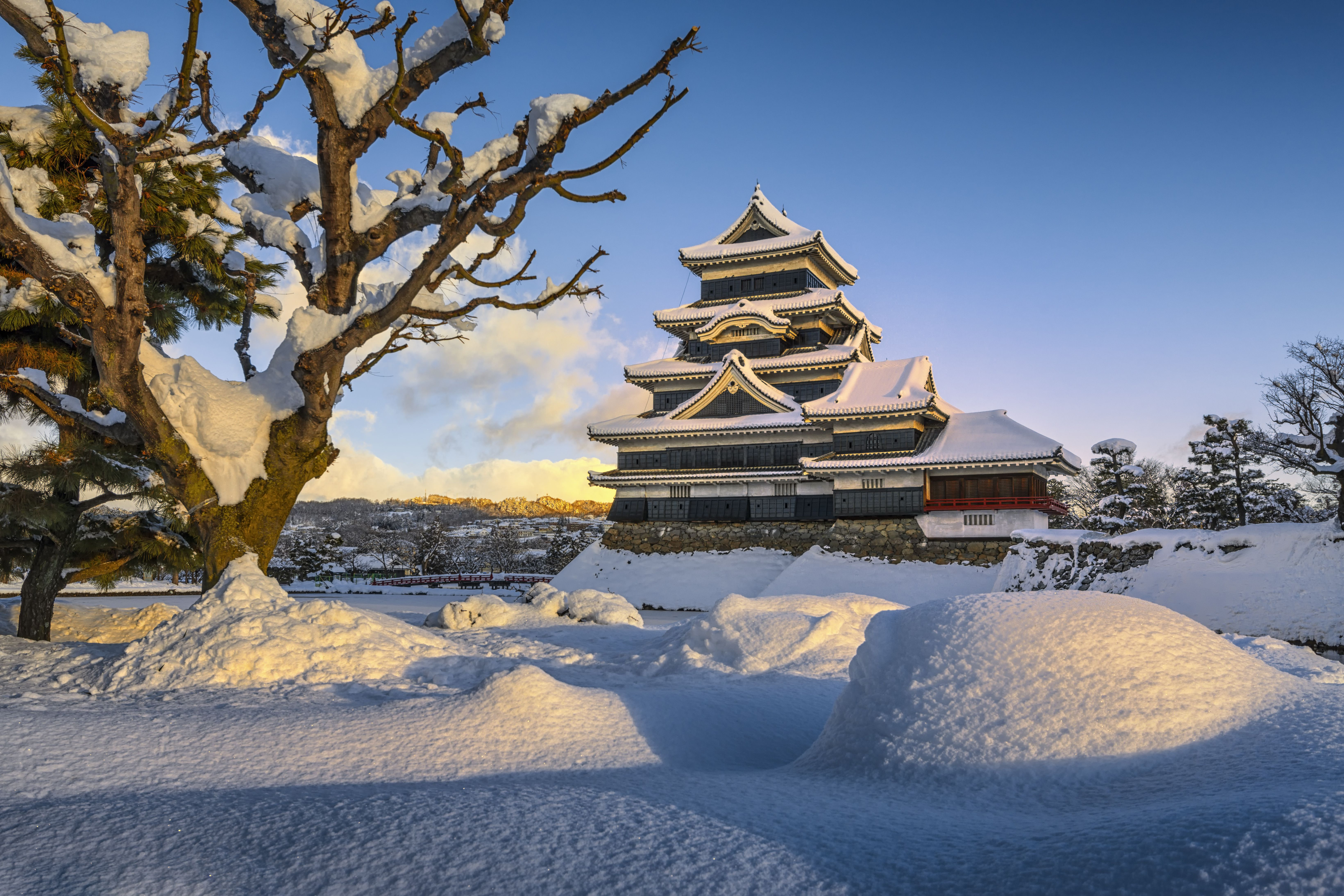 Asia In Winter Where To Go Weather And Festivals