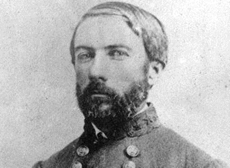 D.H. Hill during the Civil War
