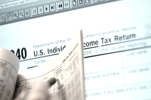 Filing taxes online