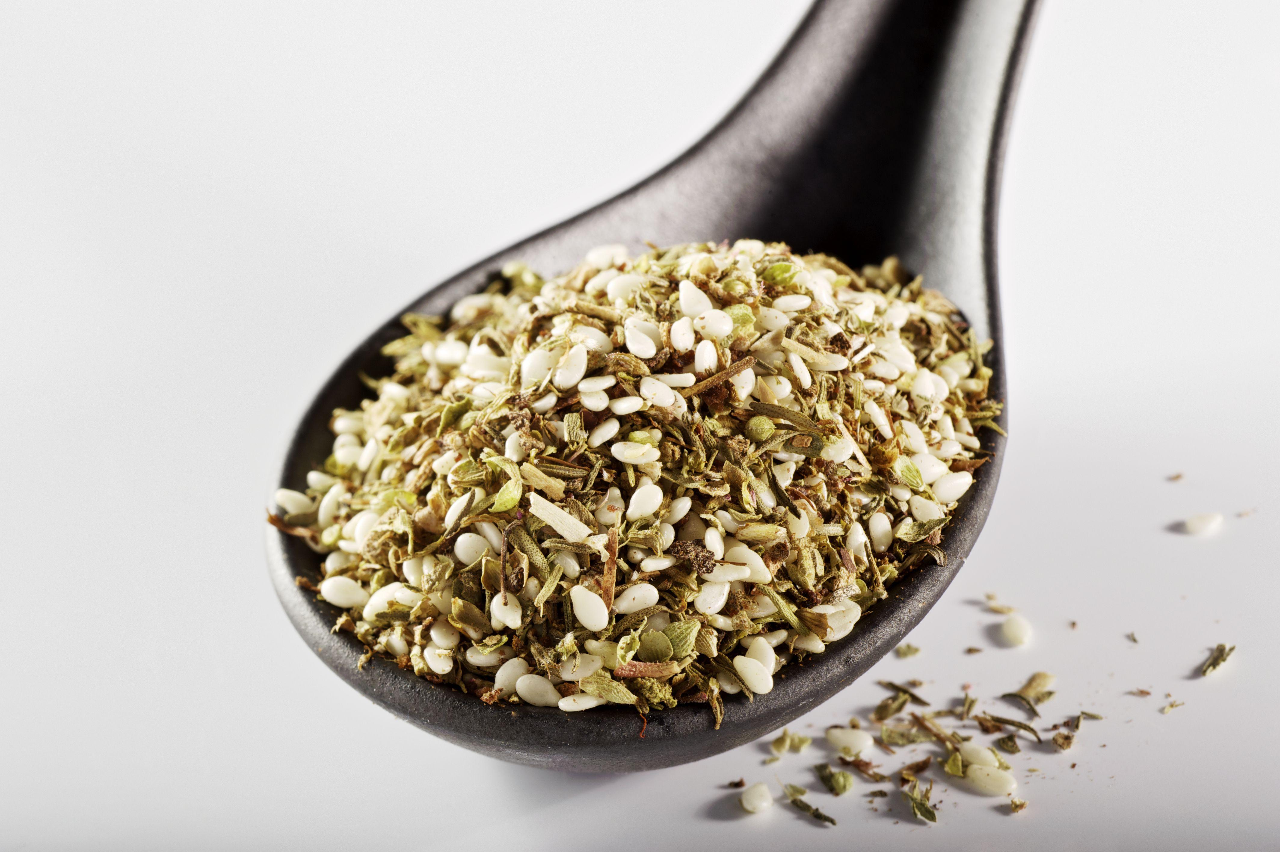 Za Atar Middle Eastern Seasoning Recipe