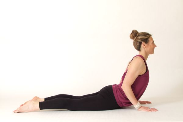 cobra pose yoga for ibs