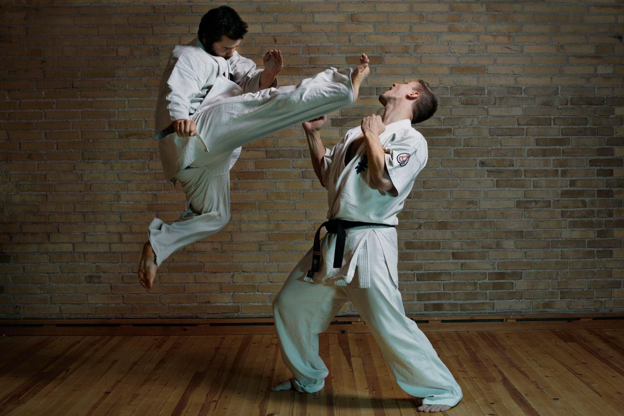 The Best Type of Martial Art for You