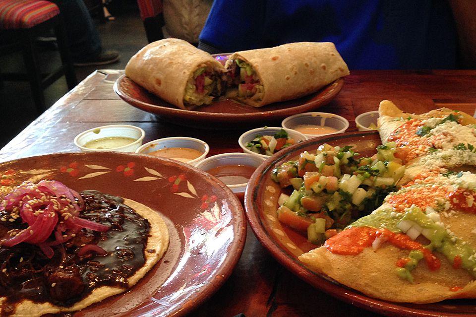 Santisima Gourmet Tacos