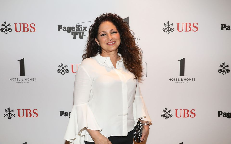 Gloria Estefan attends Art Basel Miami Beach 2017