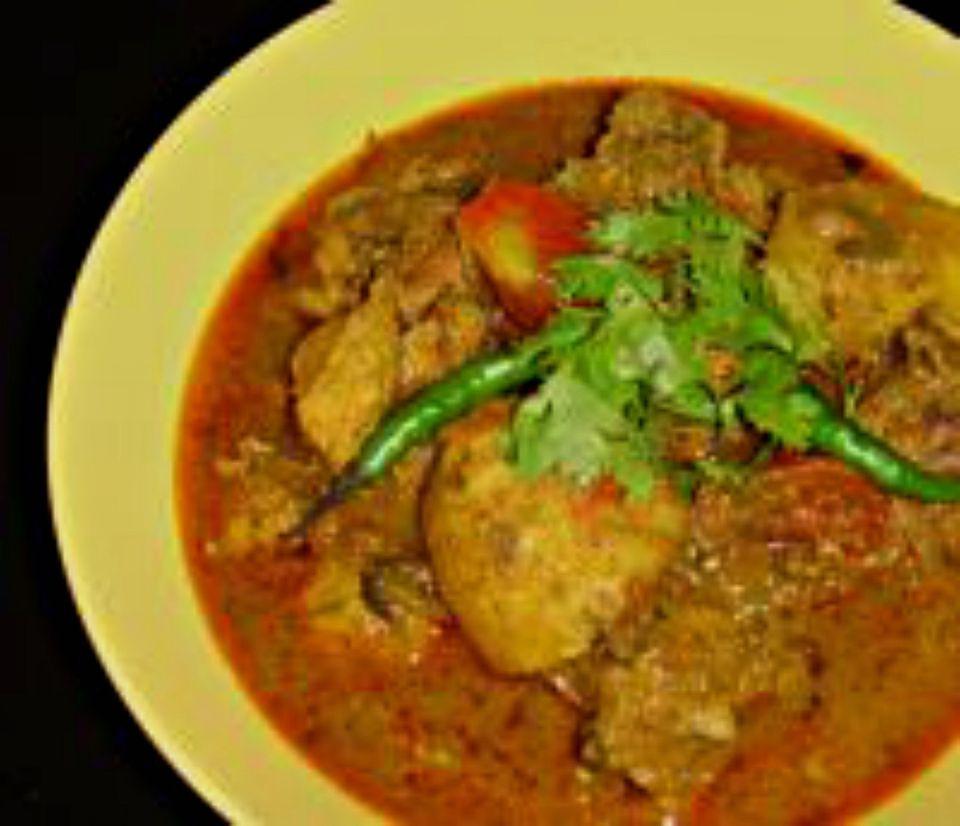 Maharashtrian Chicken Curry