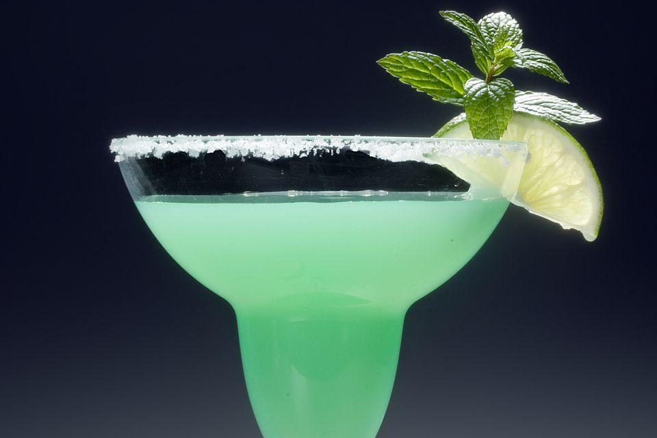 Easy Melon Margarita - Tequila Cocktail Recipe