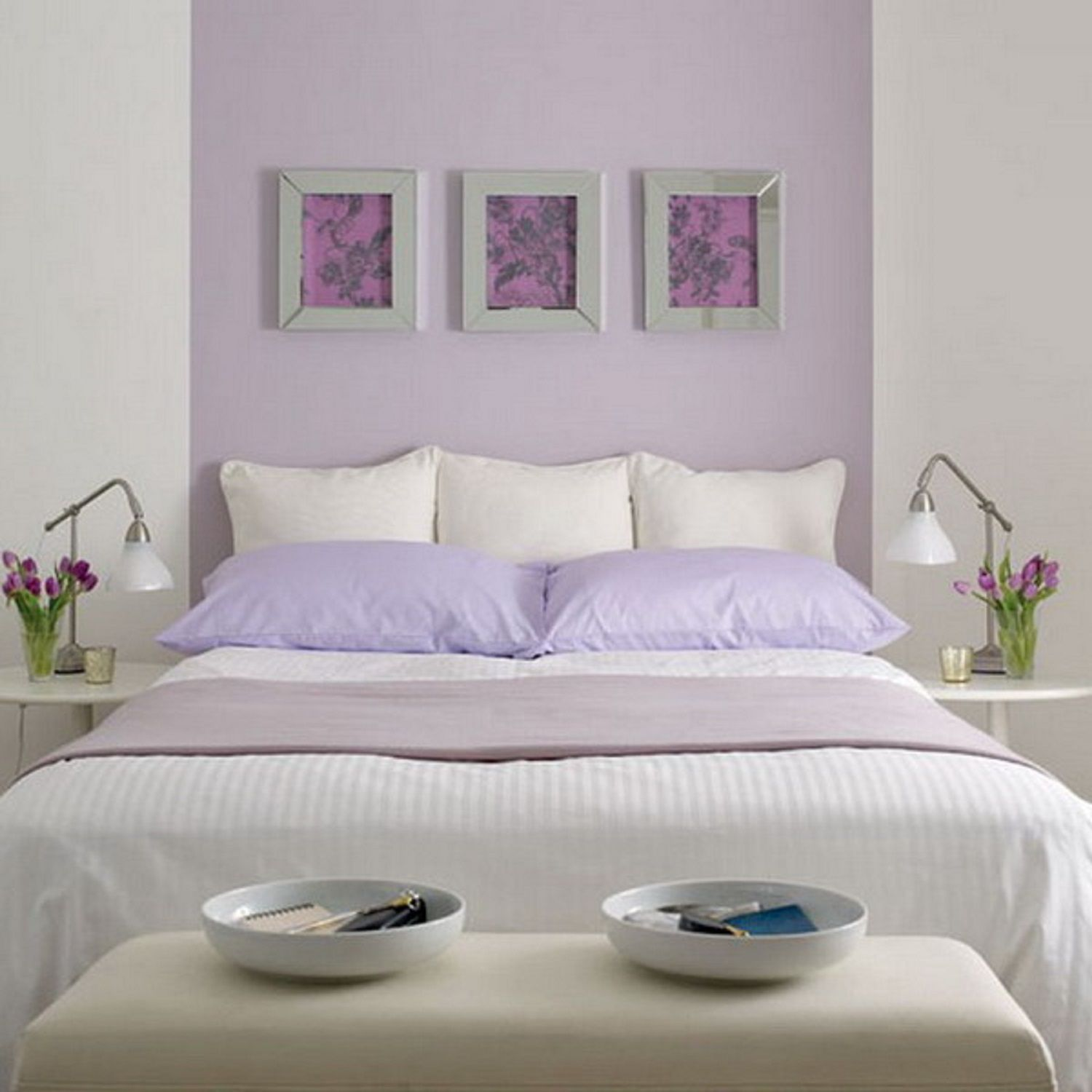 Tips and s for Decorating the Bedroom with Lavender