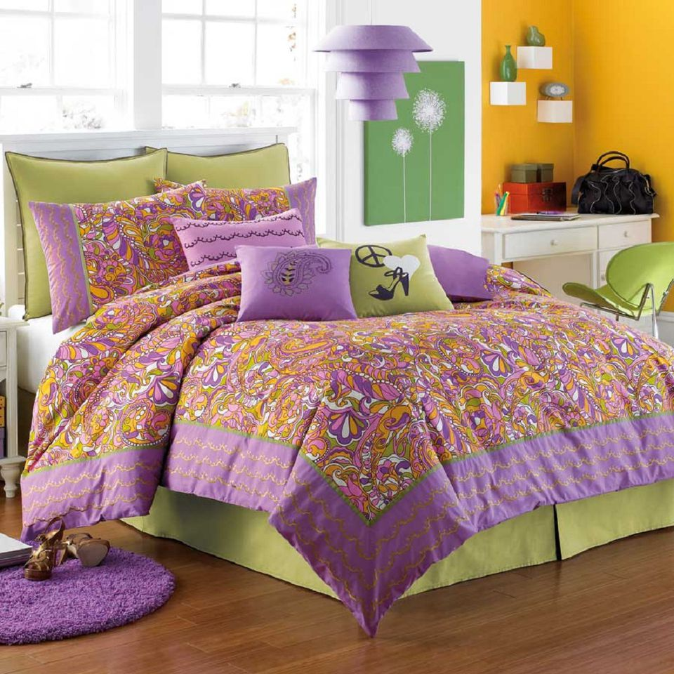 purple and orange bedroom decor use the color wheel to choose the bedroom colors 19537