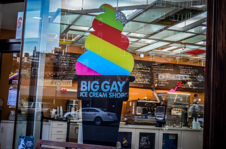 Big Gay Ice Cream Shot