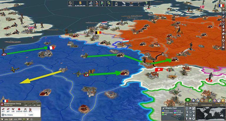 Top world war ii video game series making history world war ii games gumiabroncs Choice Image