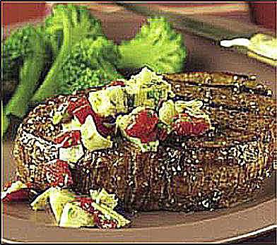 Mediterranean Eye Round Steak