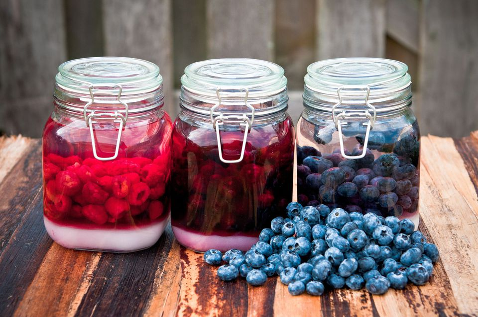 Berry-Flavored Vodkas