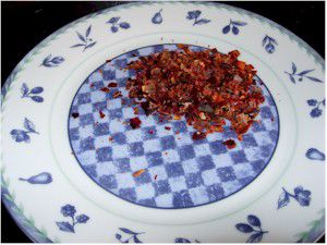 how to make hot chili oil
