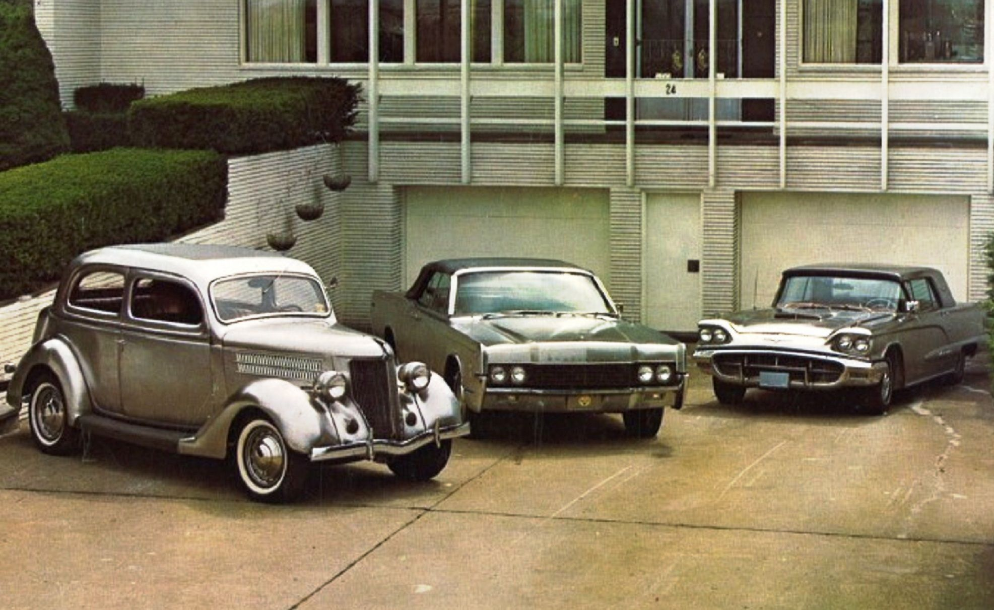 The First Stainless Steel Car