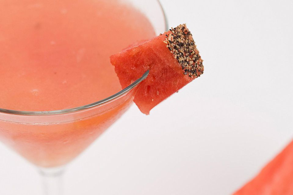Peppermelon Cocktail by H. Joseph Ehrmann