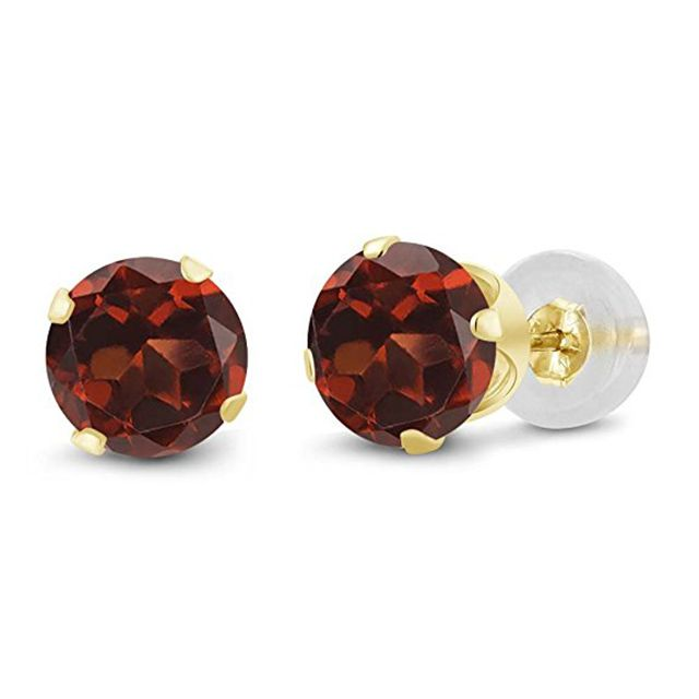 2nd wedding anniversary gift ideas 2nd anniversary gift garnet jewelry negle Images
